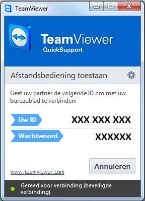 Teamviewer 11 QS